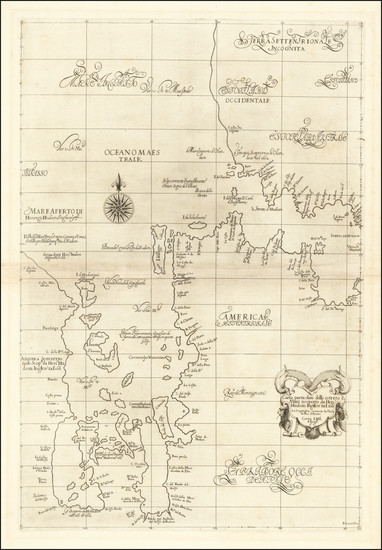 18-Polar Maps, Canada and Eastern Canada Map By Robert Dudley