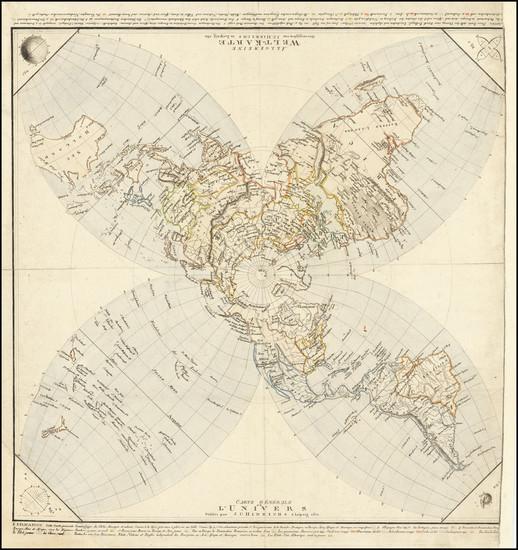 92-World Map By J.C. Hinrichs
