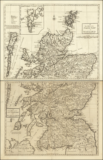 19-Scotland Map By Andrew Johnston