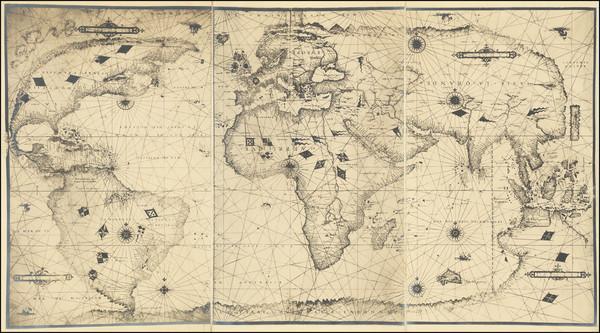 0-World Map By Nicolas Desliens