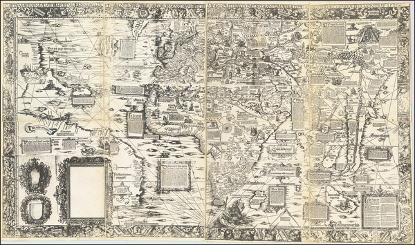 73-World Map By Lorenz Fries