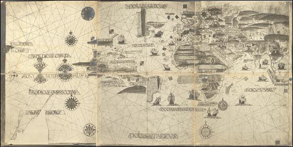 92-World Map By Jorge Reinel