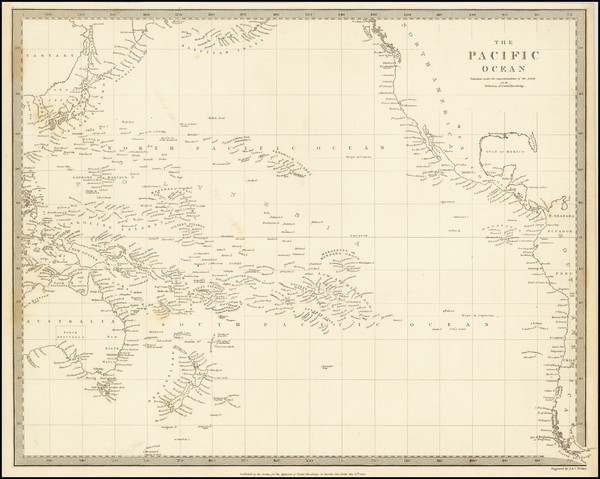 14-Pacific Ocean and Pacific Map By SDUK