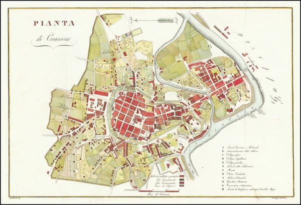 64-Poland Map By Giuseppe Carini