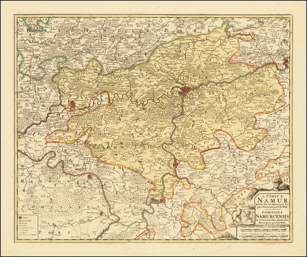 4-Belgium Map By Reiner & Joshua Ottens