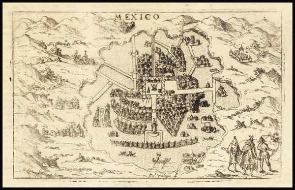 64- Map By Francesco Valegio