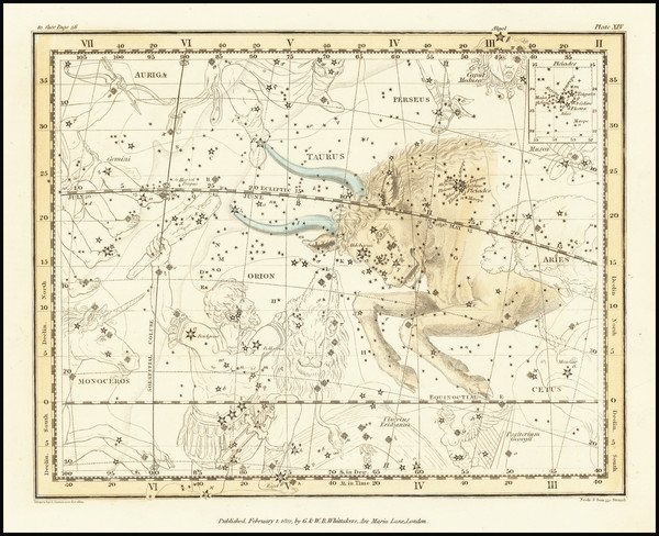 11-Celestial Maps Map By Alexander Jamieson