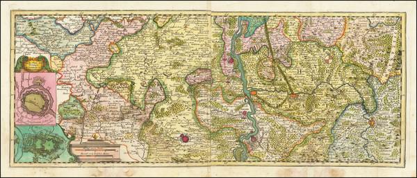 97-Germany Map By Adam Jonathan Felsecker