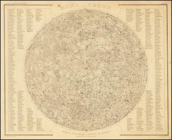 95-Celestial Maps Map By Joseph Meyer