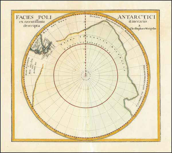81-Polar Maps Map By Christopher Weigel