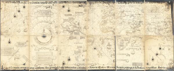 16-World Map By Diego Ribero