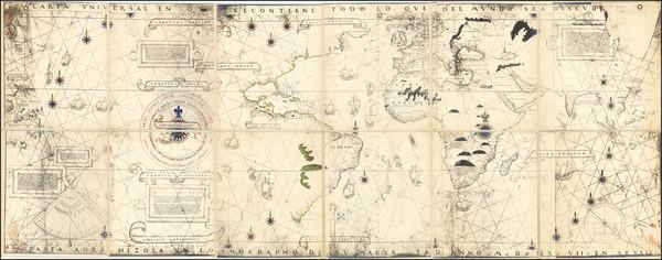 40-World Map By Diego Ribero