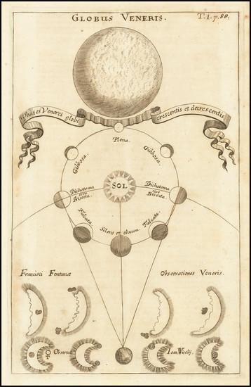 39-Celestial Maps Map By Johann Zahn