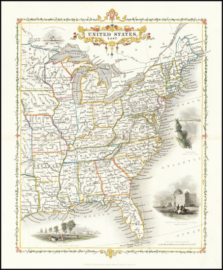39-United States Map By Alfred Adlard