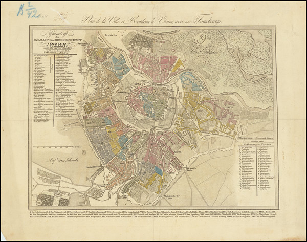 48-Austria Map By Tranquillo Mollo