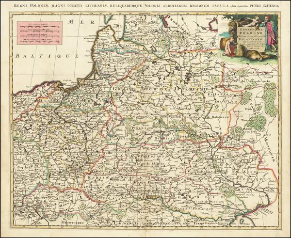 53-Poland Map By Peter Schenk