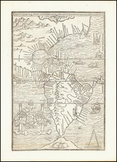 9-America Map By Giordano Ziletti
