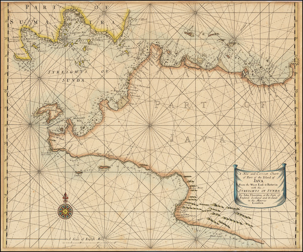 16-Southeast Asia and Indonesia Map By Samuel Thornton