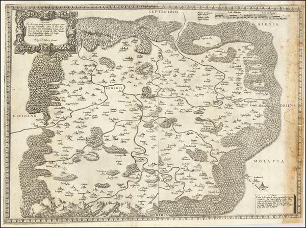 6-Czech Republic & Slovakia Map By Bolognini Zaltieri