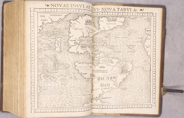 71-Atlases Map By Sebastian Munster