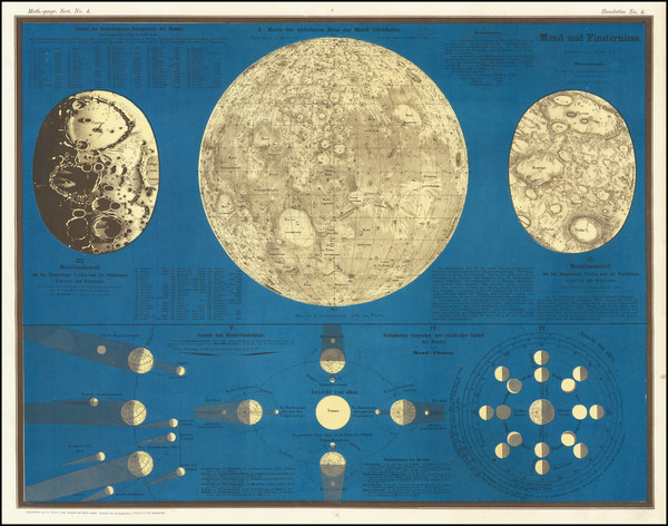 38-Celestial Maps Map By George Bauerkeller