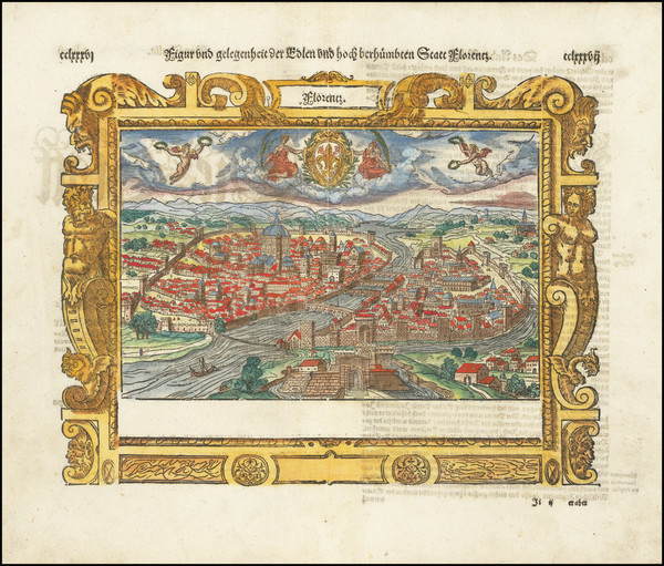 59-Other Italian Cities Map By Sebastian Munster