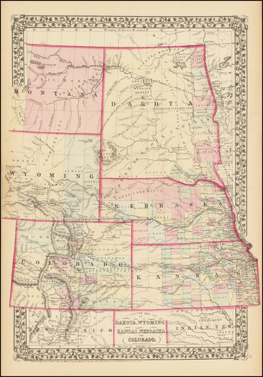 12-Plains, Kansas, Nebraska, North Dakota, South Dakota, Colorado, Colorado, Montana and Wyoming M