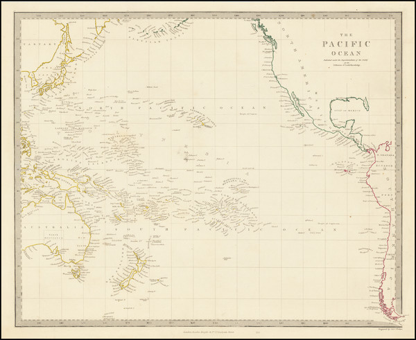 19-Pacific Ocean and Pacific Map By SDUK
