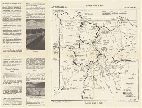 33-Wyoming Map By United States GPO