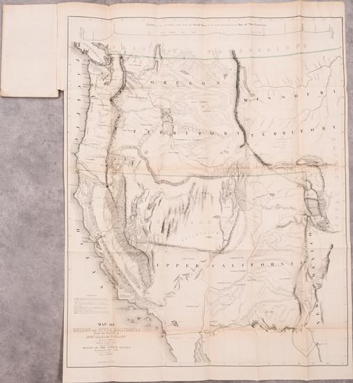 3-Southwest, Colorado, Utah, Nevada, Rocky Mountains, Oregon, Washington, California and Rare Boo
