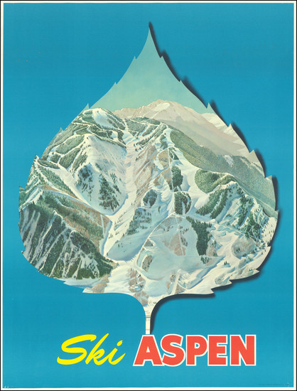 31-Colorado, Colorado and Travel Posters Map By Bradford-Robinson Printing Company