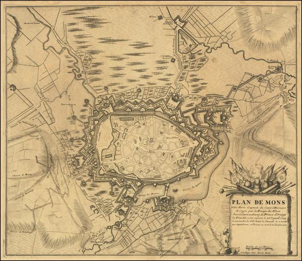 13-Belgium Map By Anna Beek