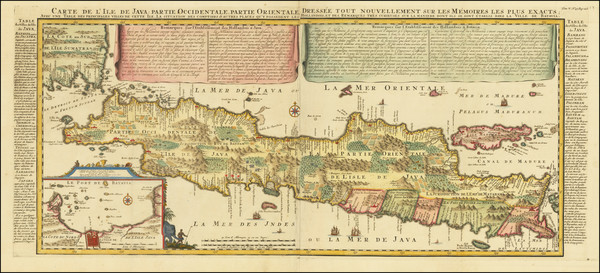 8-Southeast Asia and Other Islands Map By Henri Chatelain
