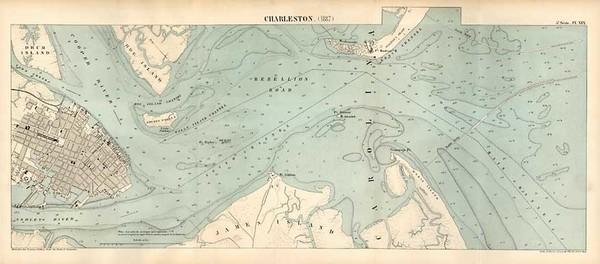 87-Southeast Map By A. Simon