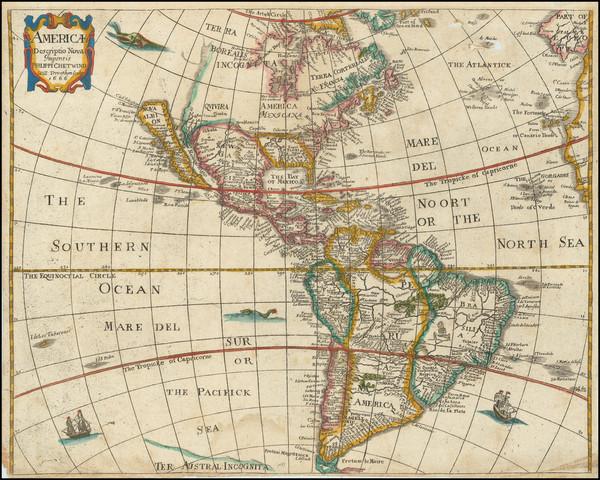 83-California as an Island and America Map By Anna Seile