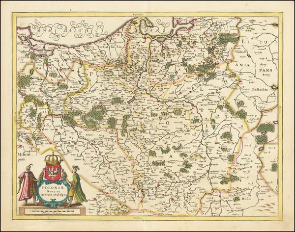2-Poland Map By Jan Jansson