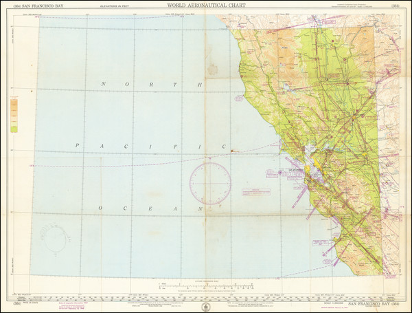 26-California and San Francisco & Bay Area Map By U.S. Coast & Geodetic Survey