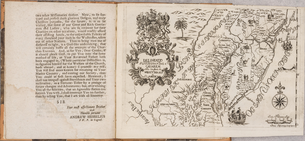 68-Mid-Atlantic, New Jersey, Pennsylvania, Maryland and Rare Books Map By Tobias E. Biorck