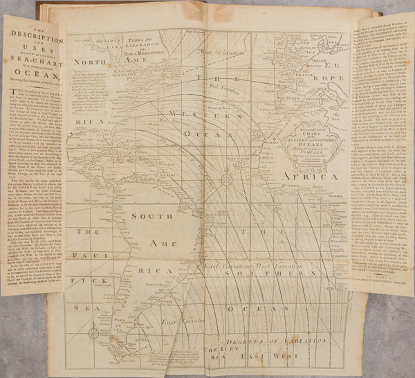 23-Atlases Map By William Mount (II)  &  James Davidson Jr.