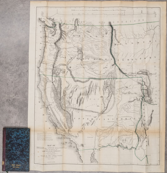 96-Southwest, Colorado, Utah, Nevada, Rocky Mountains, Oregon, Washington, California, Rare Books