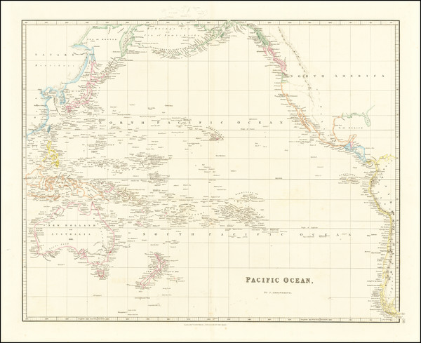 44-Australia & Oceania, Pacific, Australia, Oceania, New Zealand, Hawaii and Other Pacific Isl