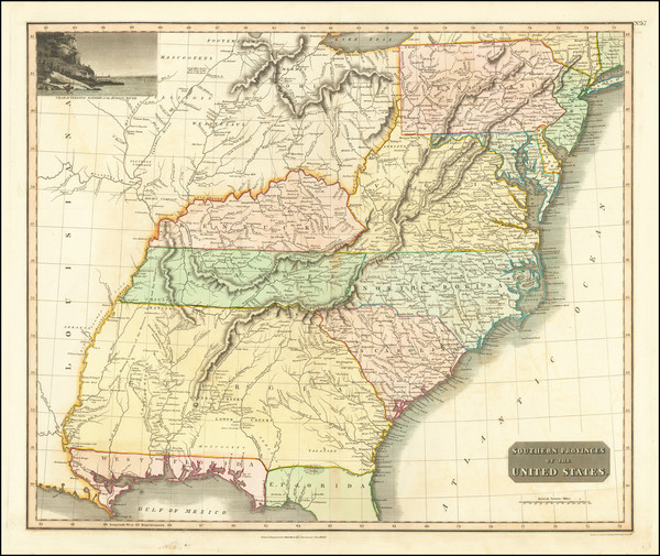 8-Mid-Atlantic, South, Kentucky, Tennessee, Southeast, Virginia, Georgia, North Carolina, South C