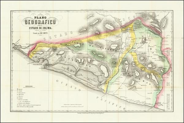 9-Mexico Map By Juan I Matute