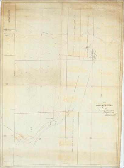 100-Washington Map By James F. Jones