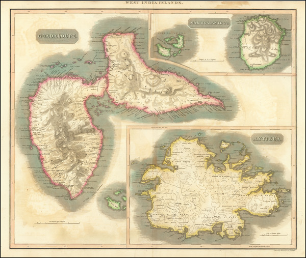 95-Other Islands Map By John Thomson