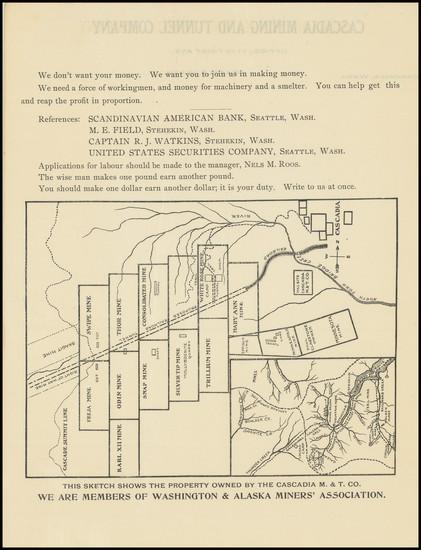 7-Washington Map By Anonymous