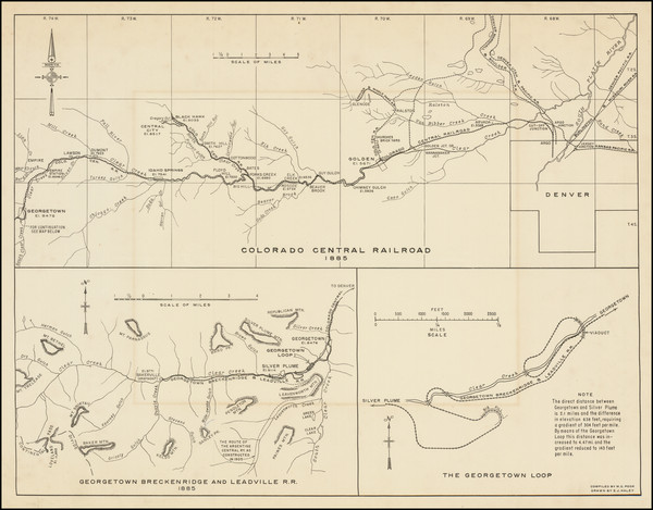 39-Colorado and Colorado Map By Anonymous