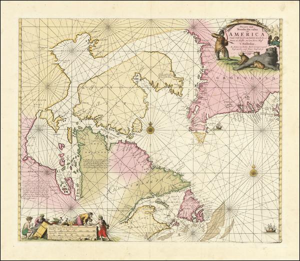 95-Polar Maps Map By Gerard Van Keulen