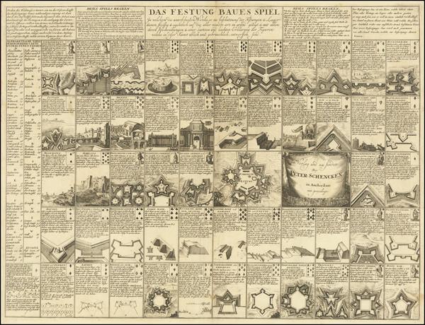 56-Curiosities Map By Peter Schenk