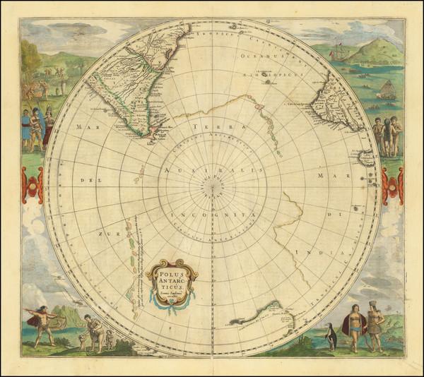 11-Polar Maps and Australia Map By Jan Jansson